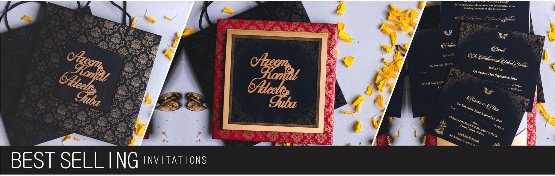 Cards Walay Leading Invitation Cards Company